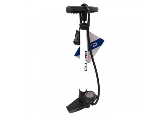 Hinchador de bicicleta con manómetro