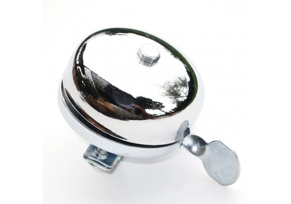 Timbre metálico 60mm. diámetro