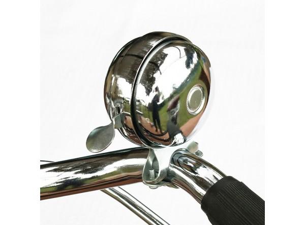 Vertical metal bell diameter 65mm.