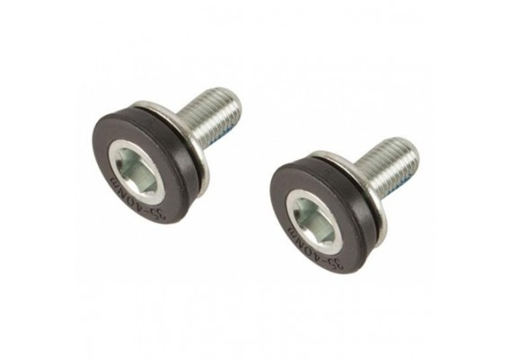 M8 bottom bracket bolts (2 units)