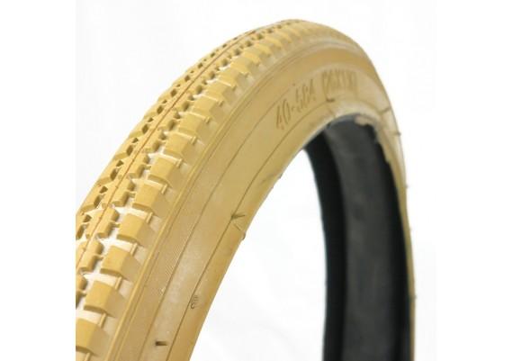 """Beige tyre 26x1,1/2"""""""