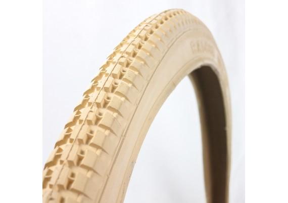 """Cream tyre 28x1,1/2"""""""