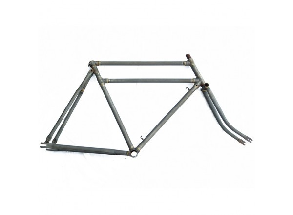 Classic double bar frame 24""