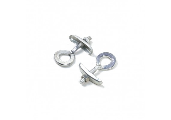 Bicycle chain adjuster (2 pcs.) in classic style