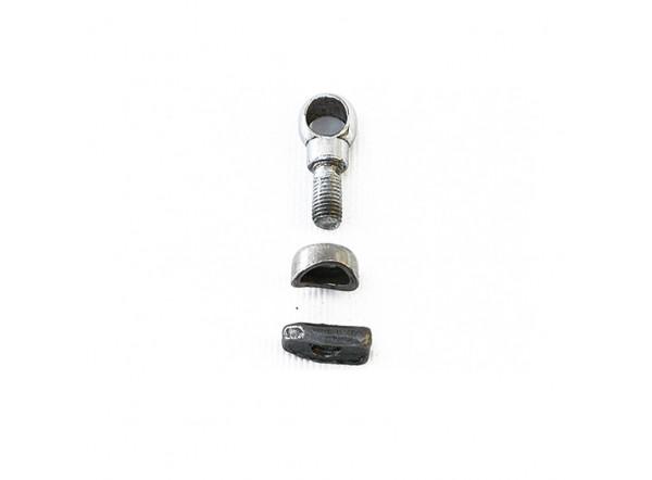 Brake lever screw
