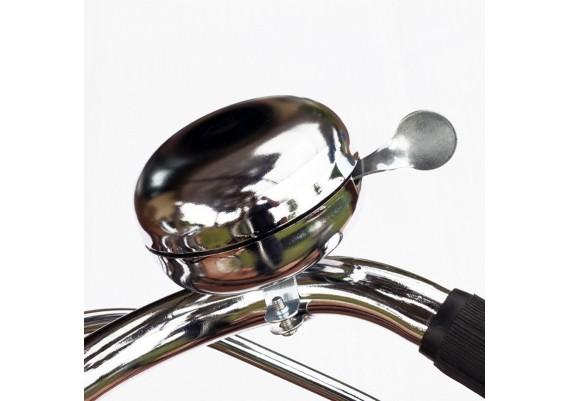 Timbre metálico 80mm. diámetro