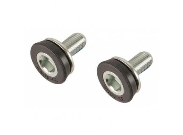 M8 bottom bracket bolts (2 units)