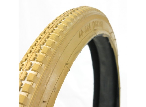 """Neumático beige 26x1,1/2"""""""