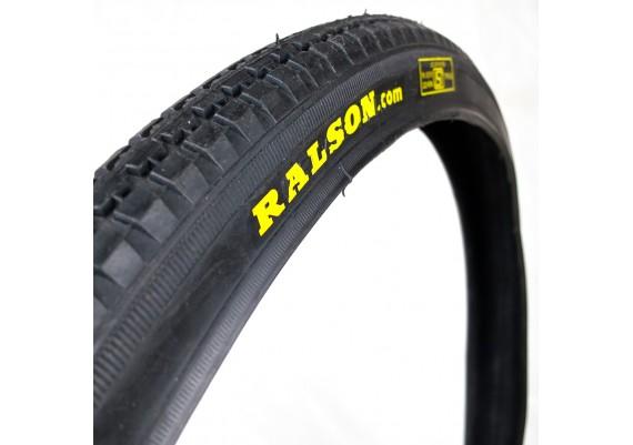 "Black tyre 26x1,1/2"""