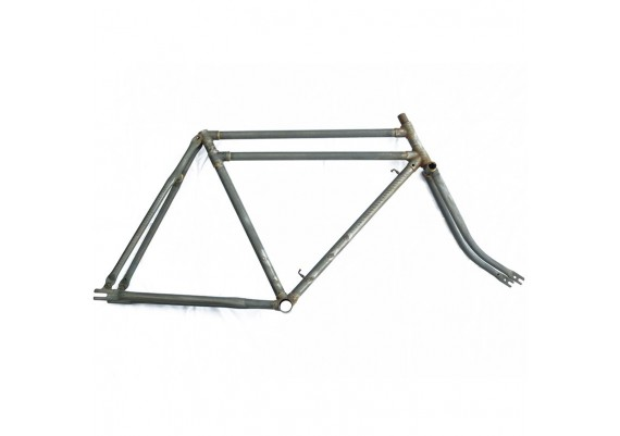 Classic double bar frame 22""