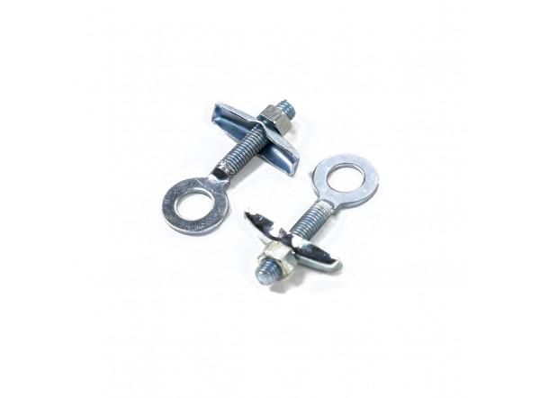 Tensor de cadena cerrado (2 uds.) para bicicleta