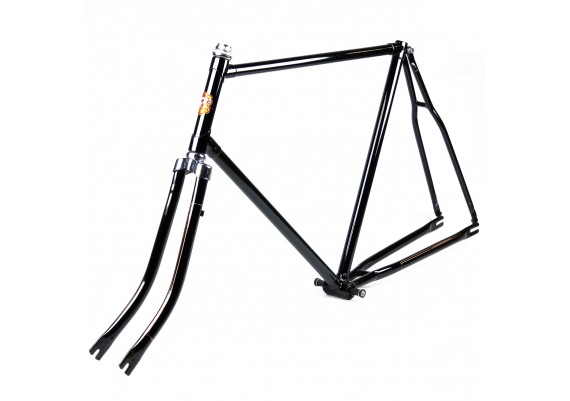 Path Racer bicycle frame in steel